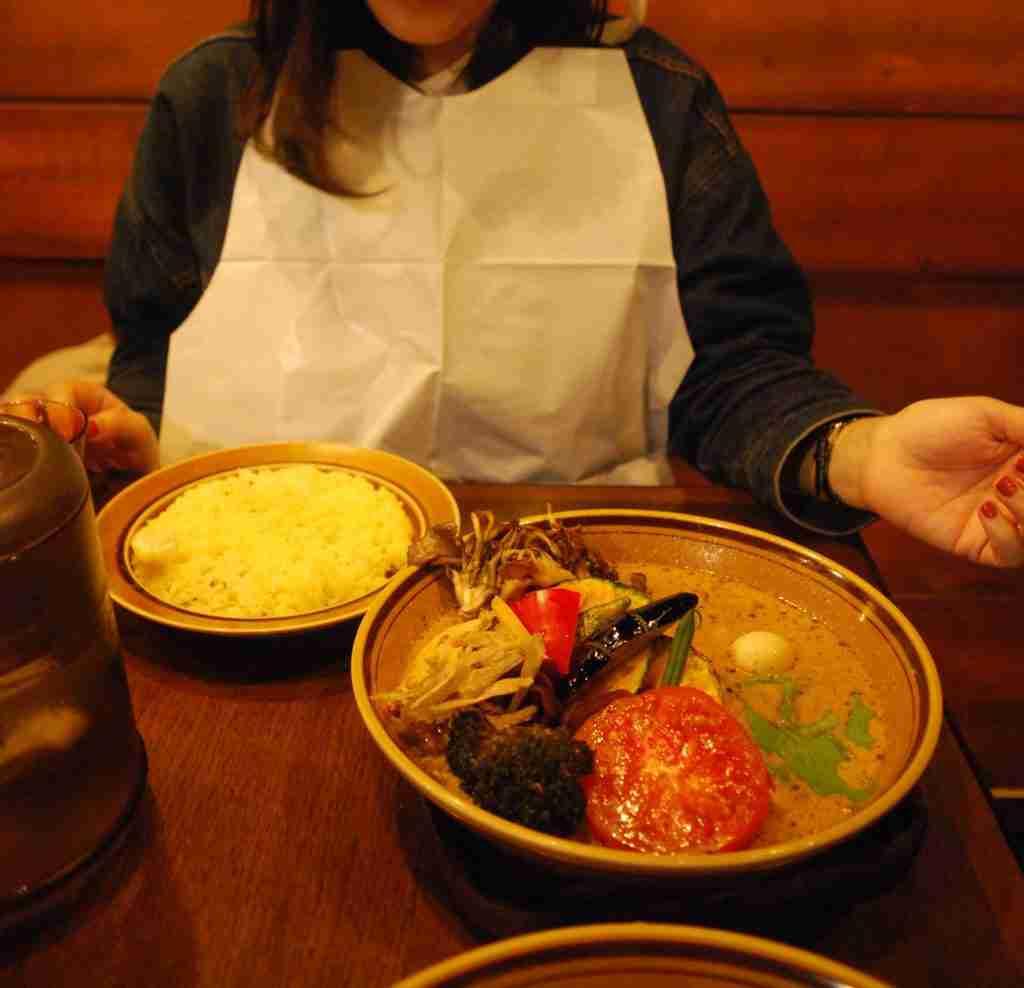 北海道湯咖哩 TREASURE