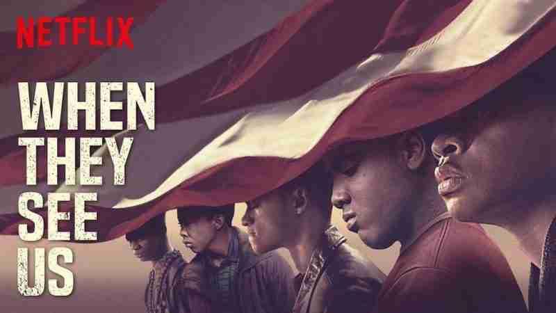 Netflix美劇——別人眼中的我們When They See Us:多數決的正義與社會風向
