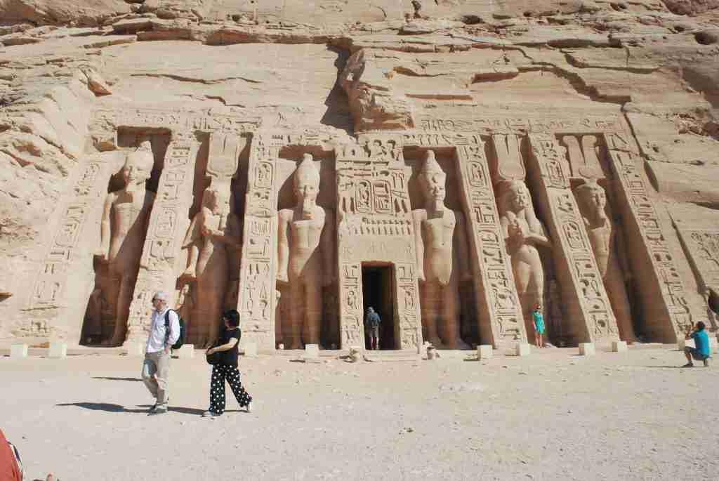 阿布辛貝神殿