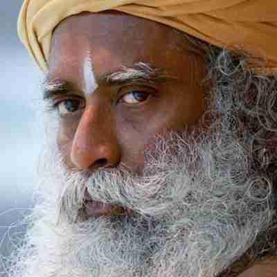Sadhguru薩古魯——當代印度的智者,真正的道理不需要包裝