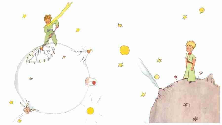 《小王子》讀後心得:給忘記曾是孩子的你
