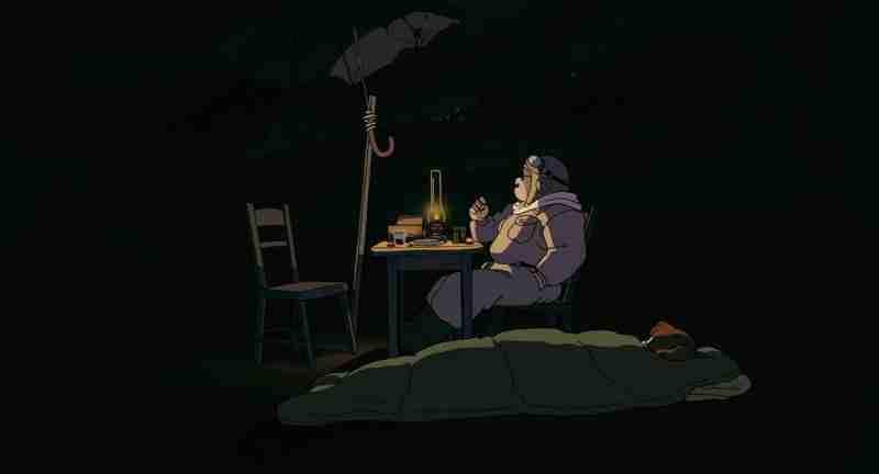 宮崎駿 吉卜力電影《紅豬》影評:看透了世界,所以把自己詛咒成一隻豬。