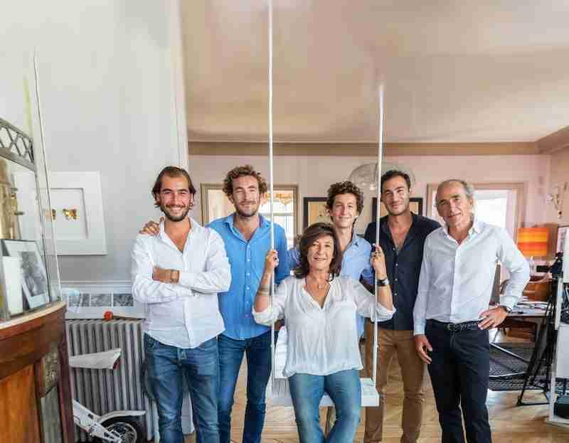 Netflix法國實境秀:房仲家族——帶你一窺法國令人難以置信的頂級房地產