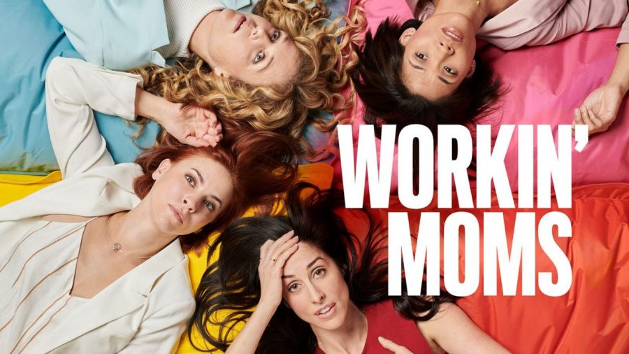 Netflix影集—職場老媽:腦袋那麼硬幹嘛?山不轉路轉,婚姻就是場冒險,遇上什麼都別怕!